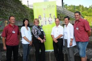 familieplus Team Langenegg, Bildnachweis: Land Vorarlberg