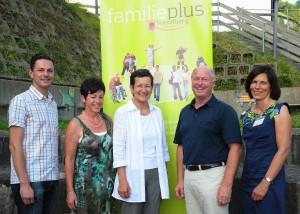 familieplus Team Bildstein, Bildnachweis: Land Vorarlberg