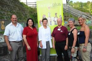 familieplus Team Hörbranz, Bildnachweis: Land Vorarlberg