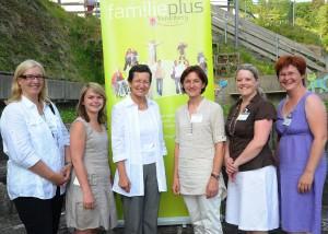familieplus Team Feldkirch, Bildnachweis: Land Vorarlberg