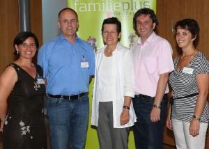 familieplus Team Bludesch, Bildnachweis: Land Vorarlberg