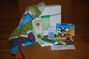 Babypaket neu 2013